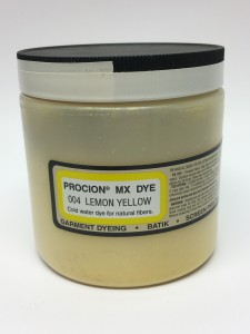 004 Lemon Yellow 4 oz