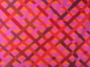 Kaffe Fassett Mad Plaid Red